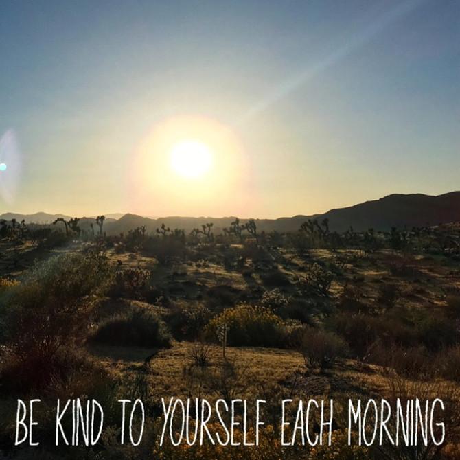 Wellness Wednesday- 5 Morning Rituals