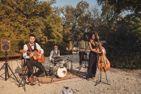 Amande & Miel Trio