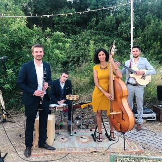 Amande & Miel Quartet