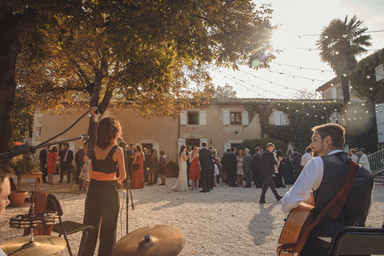 groupe de musique Vin d'honneur