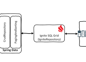 Apache Ignite with Spring Data