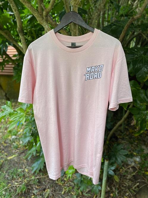 MAKO ROAD LOGO TEE - Pink