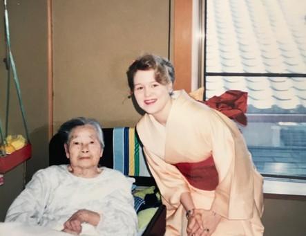My Inspiration for Multi-Generational Living: Japan 1994