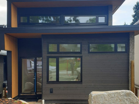 Multi-Generational Home in North Vancouver - Nearly Complete!