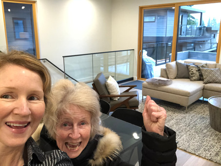 We Did it!  Modern Multi-Generational Living Comes to the City of North Vancouver