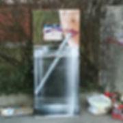 Wasserkasten als Wasserglas🙂#graffitiar