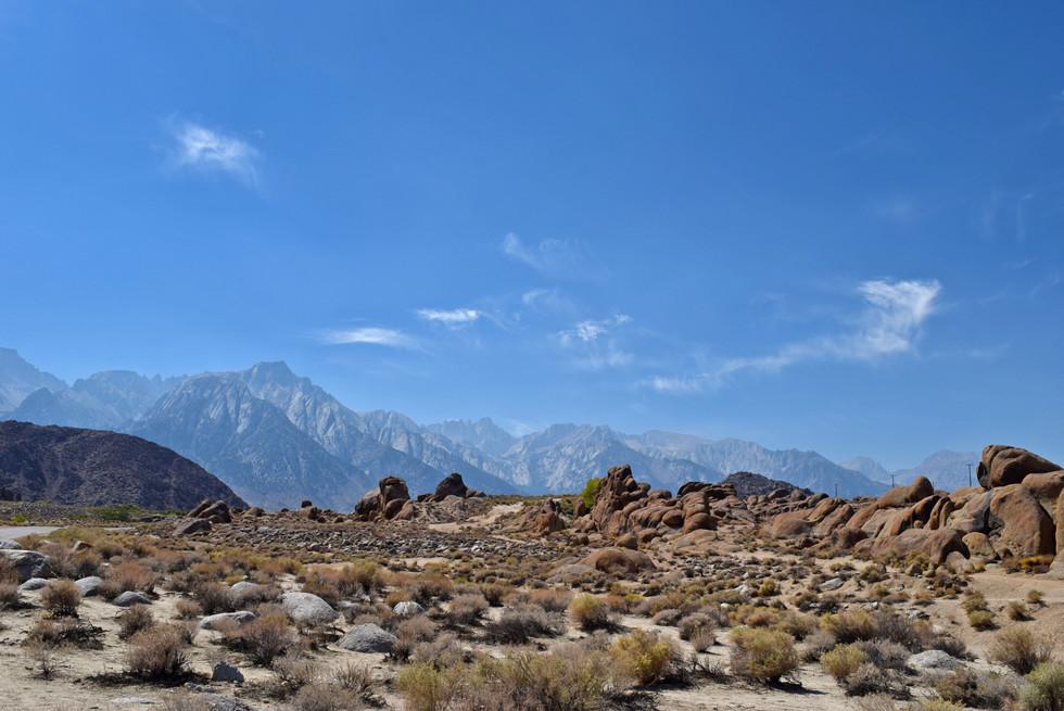 Lone Pine, California