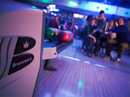We kick off the year with a Bowling Event!