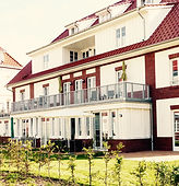 Langeoog Ferienwohnung Friesengut