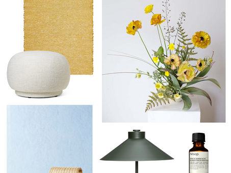 Decorating With The Seasons: A Spring Refresh