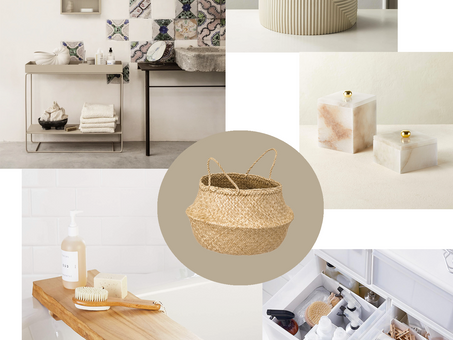 Storage Hacks: 7 Tips For Creating A Functional and Beautiful Bathroom