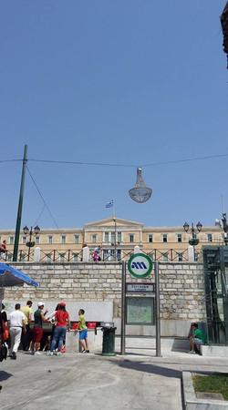 GreekParliamentBuilding