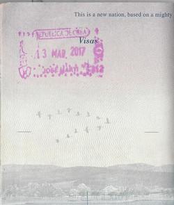 CubaPassportStamp
