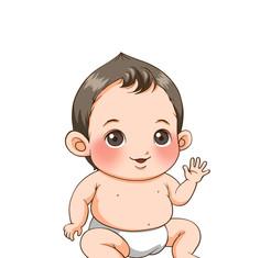 赤ちゃんA