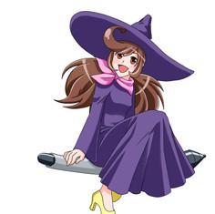 魔女っ子1
