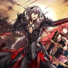 二人の戦士