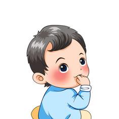 赤ちゃんB