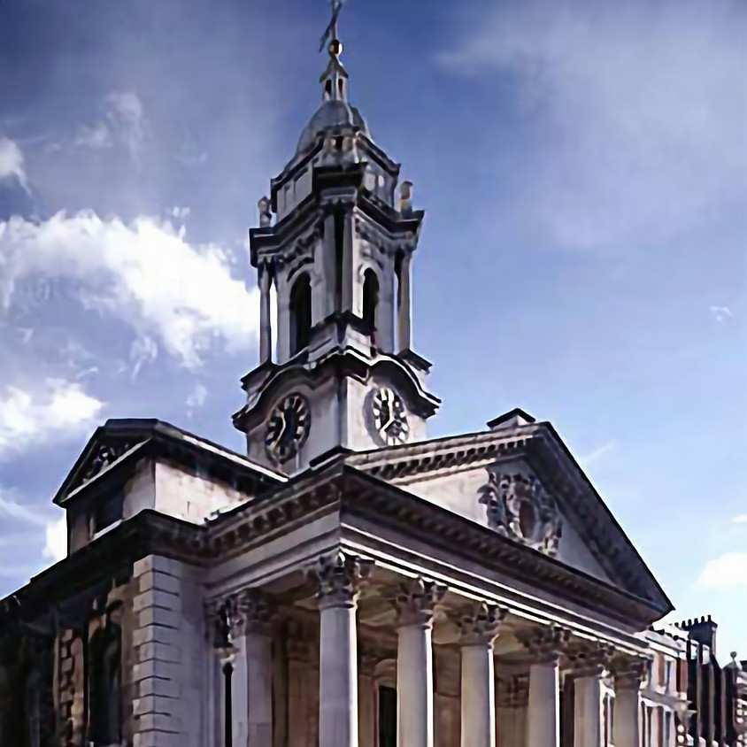 Bach's St. Matthew's Passion