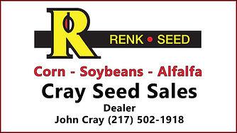 Renk Seed John Cray