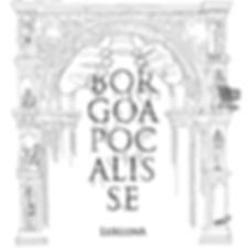 Luxluna BORGOAPOCALISSE cover