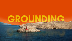 Grounding: Riding out the storm