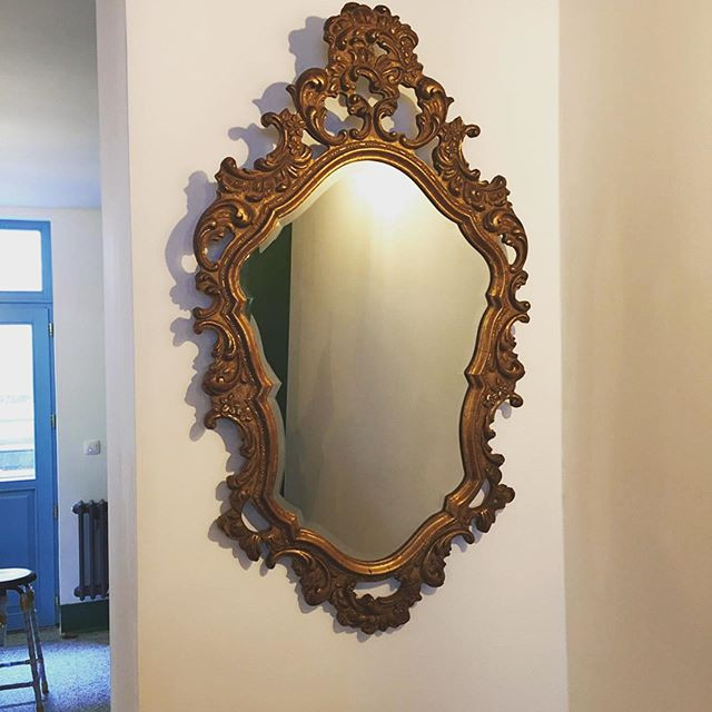Lo specchio delle fiabe al Daje. Rue Jos