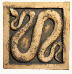 Adder with a Copper Wash