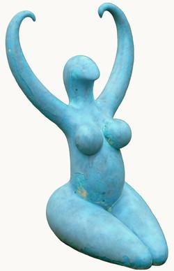 Large Nile Goddess cropped