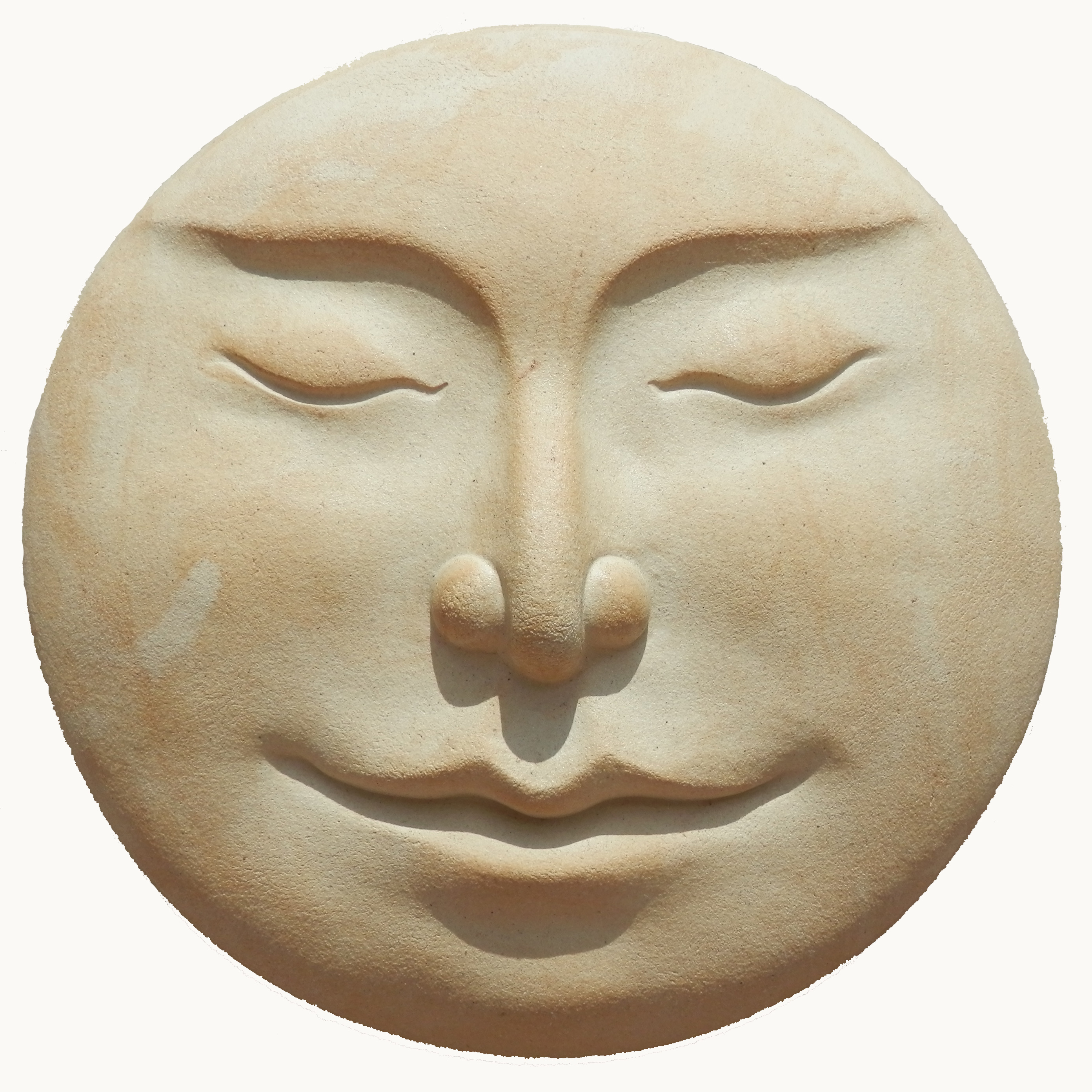 Sandstone clay Full Moon jpg