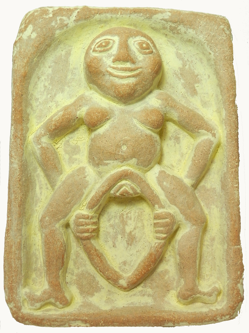 Sheila-na-Gig Celtic Goddess, the last of her kind!