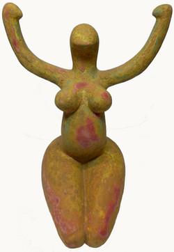 Yellow Desert Sand Nile Goddess