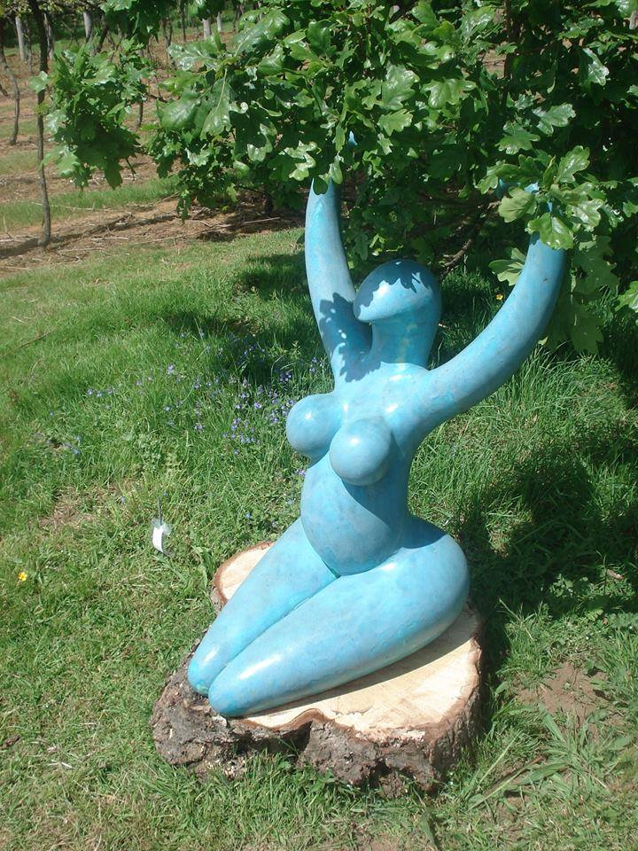 Nile Goddess at Bovey Vineyard
