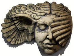 Ceramic Hypnia with copper wash pg