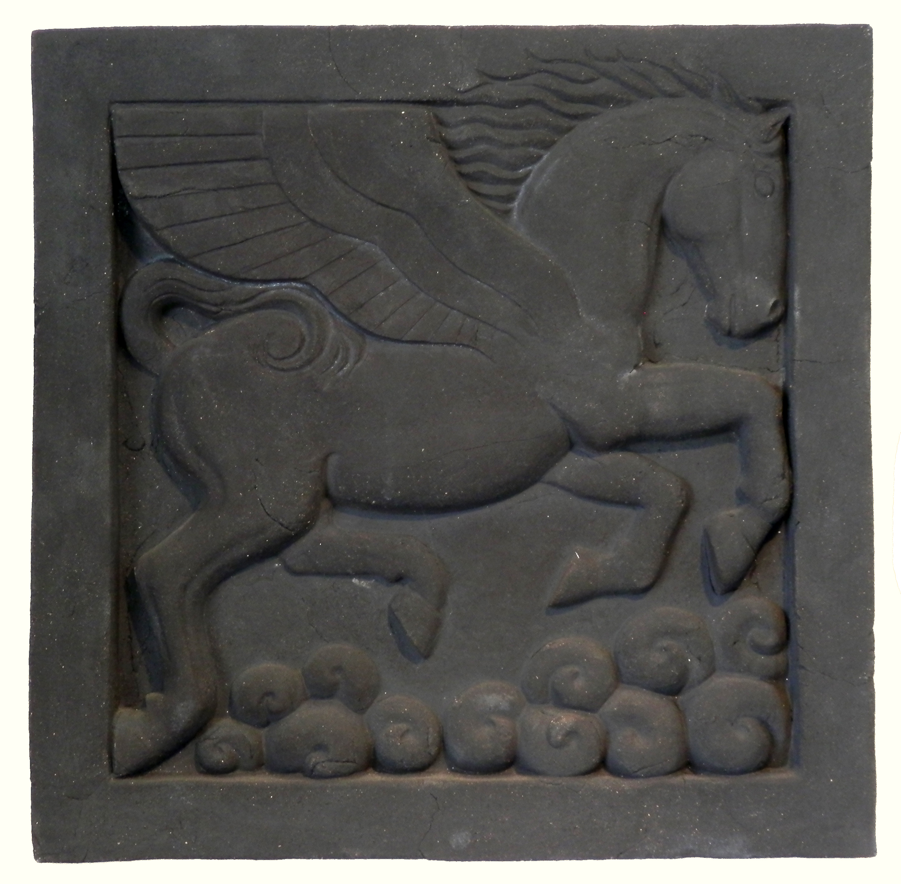 Last Black Clay Pegasus. jpg