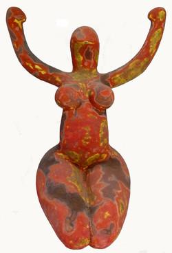 Thermal imaging Nile Goddess 2017jpg