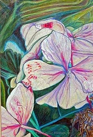 Flower painting by Susan Ashjpg