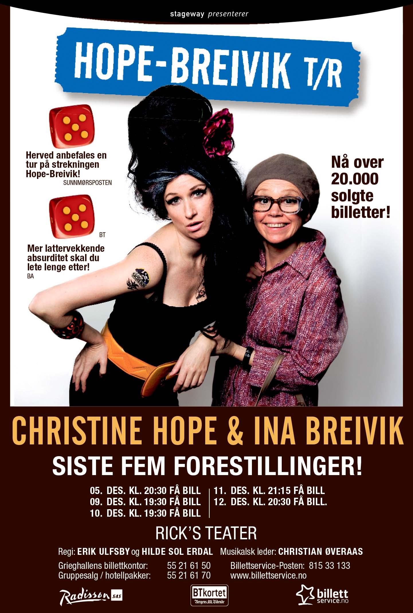Hope - Breivik T/R
