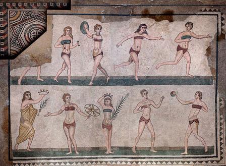 mosaico-fanciulle-villa-casale-piazza-ar