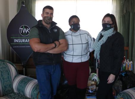 MANDELA DAY at SAVF Louis Hildebrandt Children's Home Volksrust