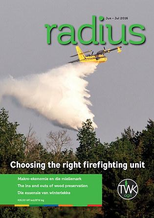 Radius │ Jun Jul 2016