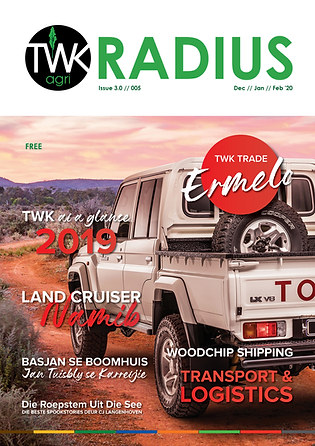 TWK Radius │ Dec Jan Feb 2020