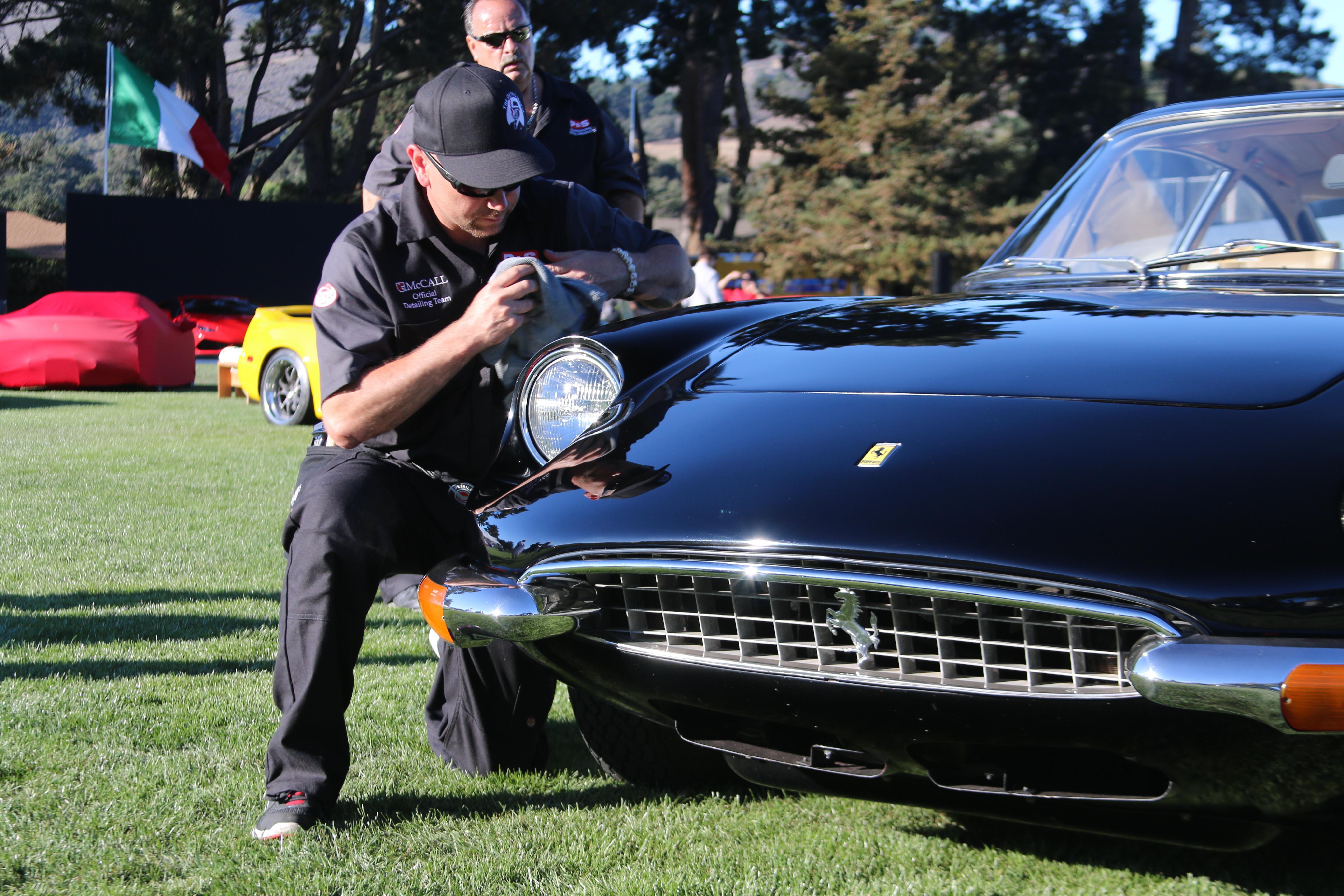 Rare Ferrari