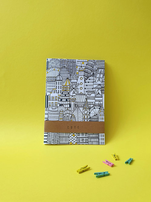 Notebook cities in the world