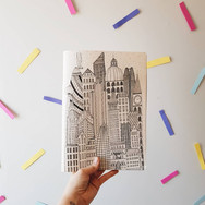 Cities Illustration