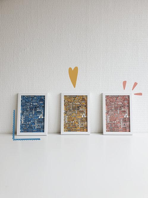 Leeuwarden frame colors