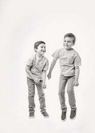 family portraits_children's photos