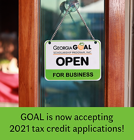 GOAN Now Accepting Tax Credit Applicatio