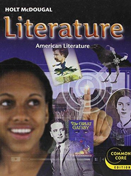 11th American Literature Online Interactive Subscription