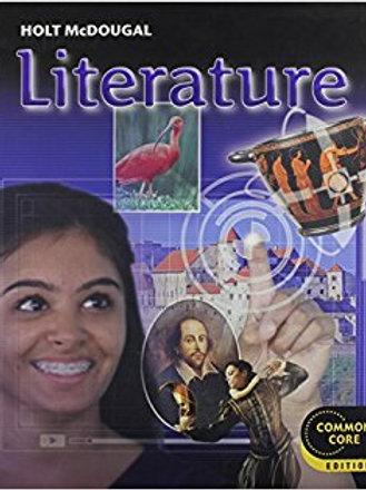9th Grade Literature Online Interactive Subscription