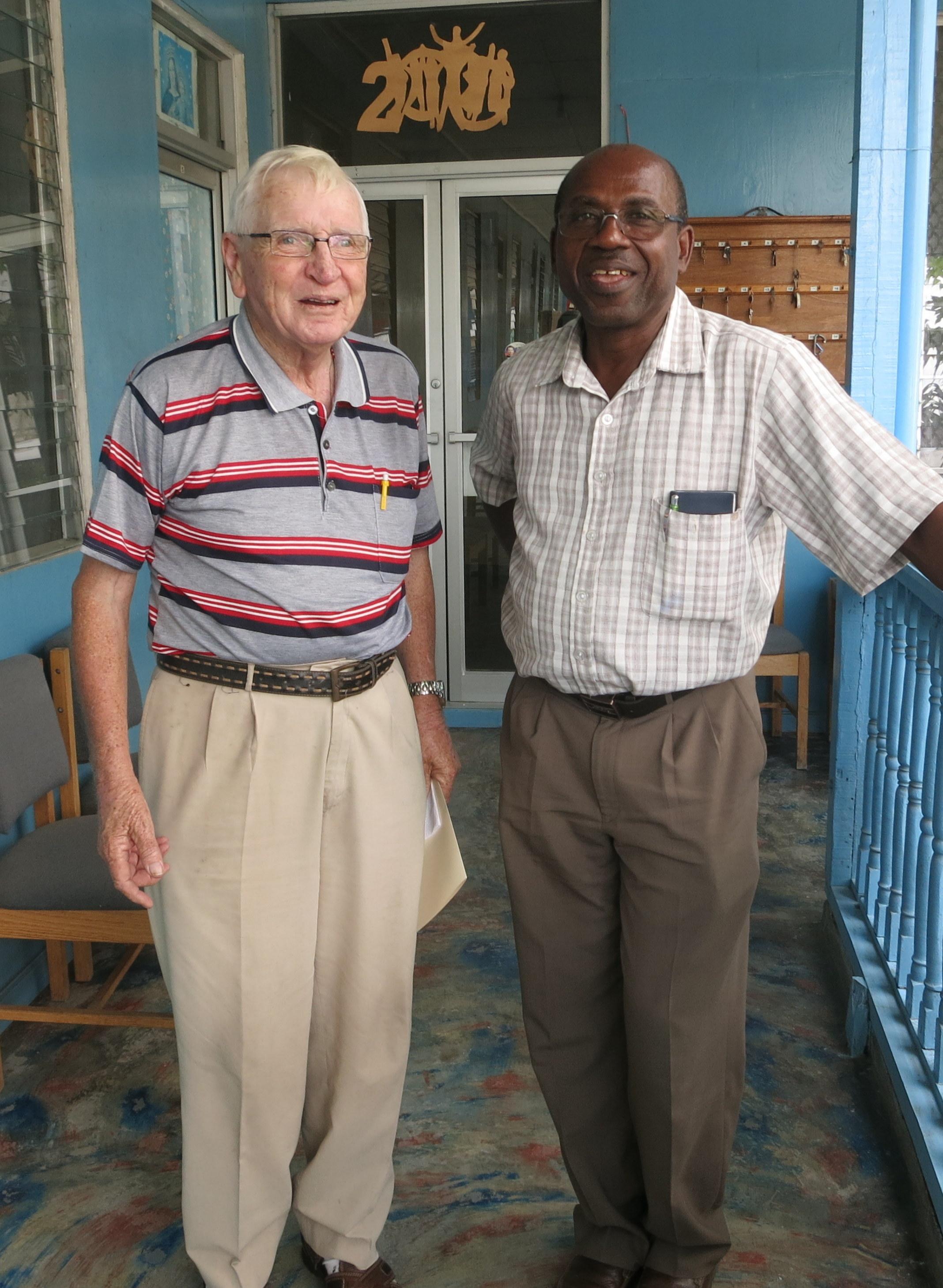 Fr Wim & Zuccihi
